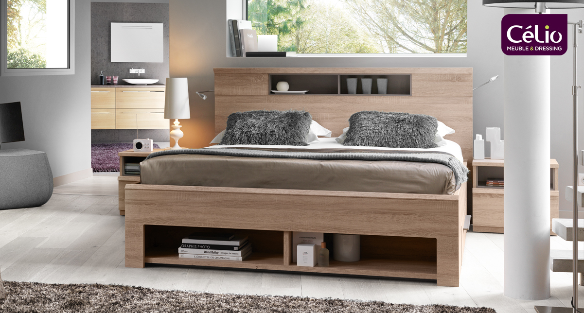 chambre compl te cosy de la marque c lio en magasin marseille marseille la valentine 13011. Black Bedroom Furniture Sets. Home Design Ideas